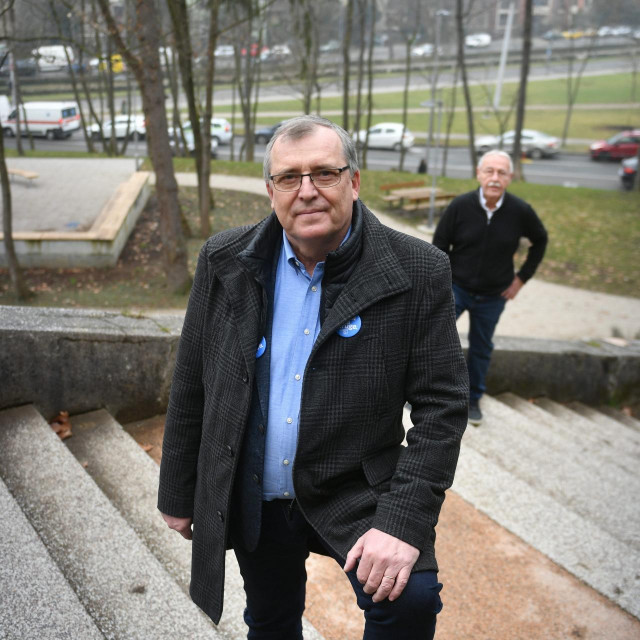 Krunoslav Capak i Dobroslav Silobrčić