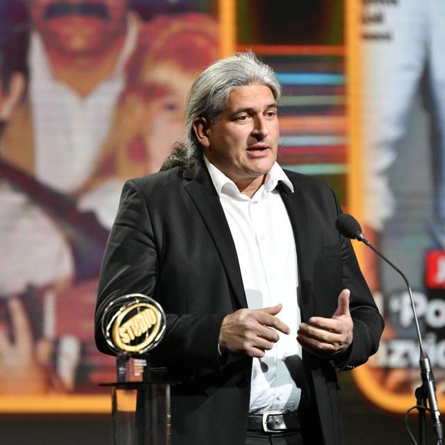 Zvjezdan Jurcola, direktor Radio Istre