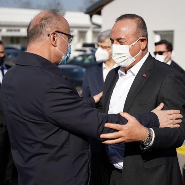 Gordan Grlić Radman i Mevlüt Çavuşoğlu