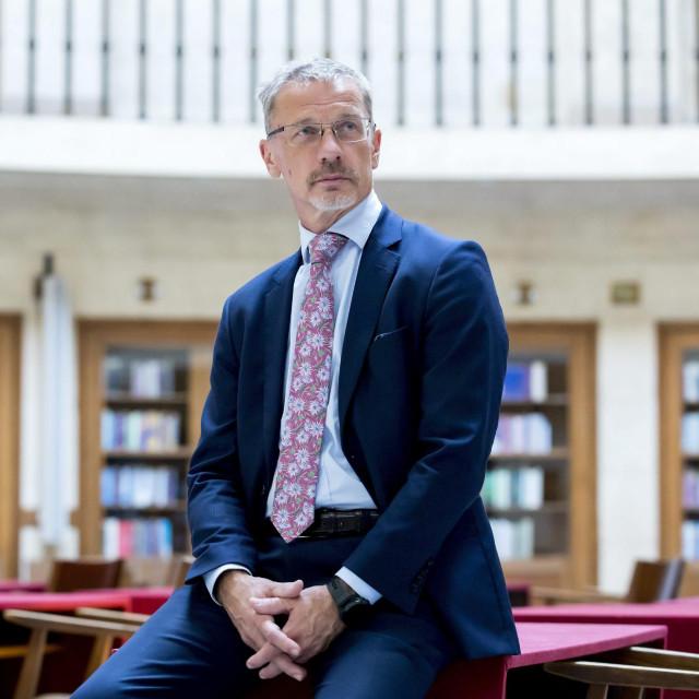 Boris Vujčić, guverner Hrvatske narodne banke