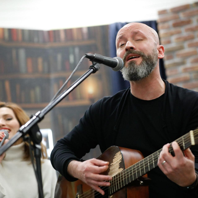 Aljoša Šerić, frontmen grupe Pavel