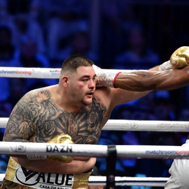 Andy Ruiz Jr vs. Anthony Joshua