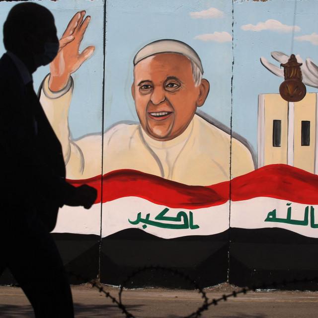 Mural u Bagdadu