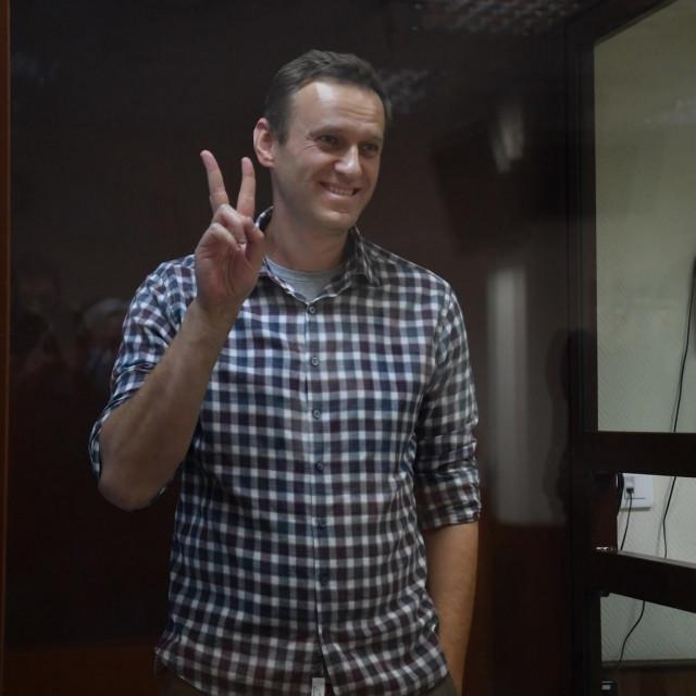 Aleksej Navaljni u zatvoru