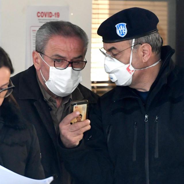 Milan Bandić i Pavle Kalinić