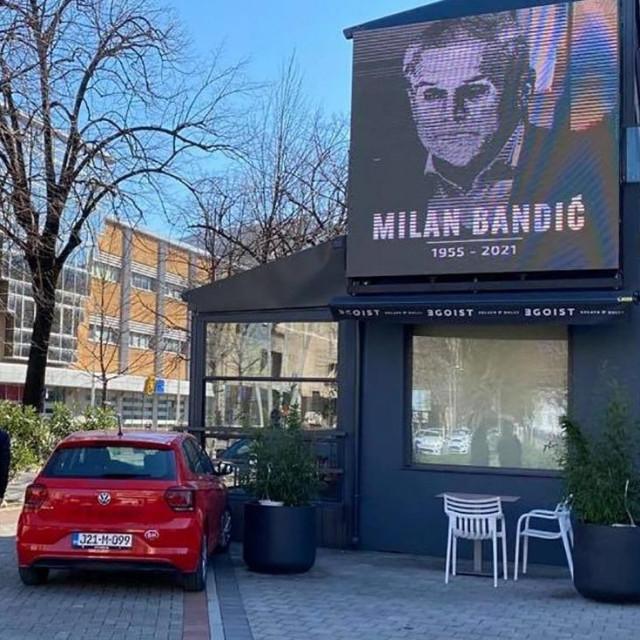 Mostar odaje počast Milanu Bandiću
