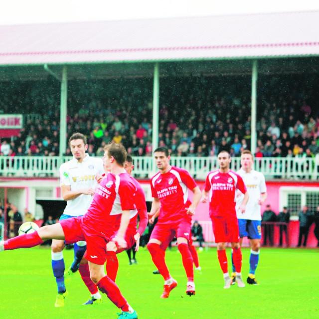 Prije tri i pol godine u Kup dvoboju gost Oriolika bio je Hajduk