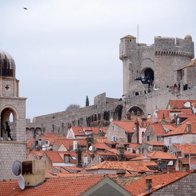 Dubrovnik, ilustracija