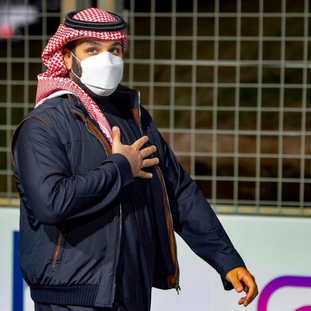 Saudijski princ Mohammed bin Salman