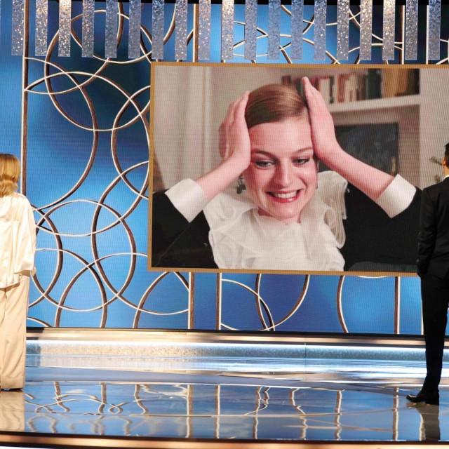 """Emma Corrin je nagrađena za ulogu trinceze Diane u seriji """"Kruna"""""""