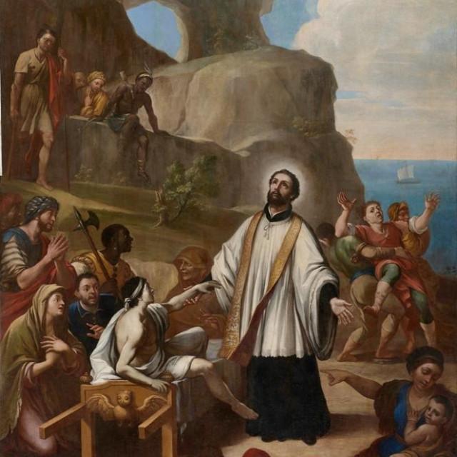 Slika Svetog Franje vraćena je u MUO