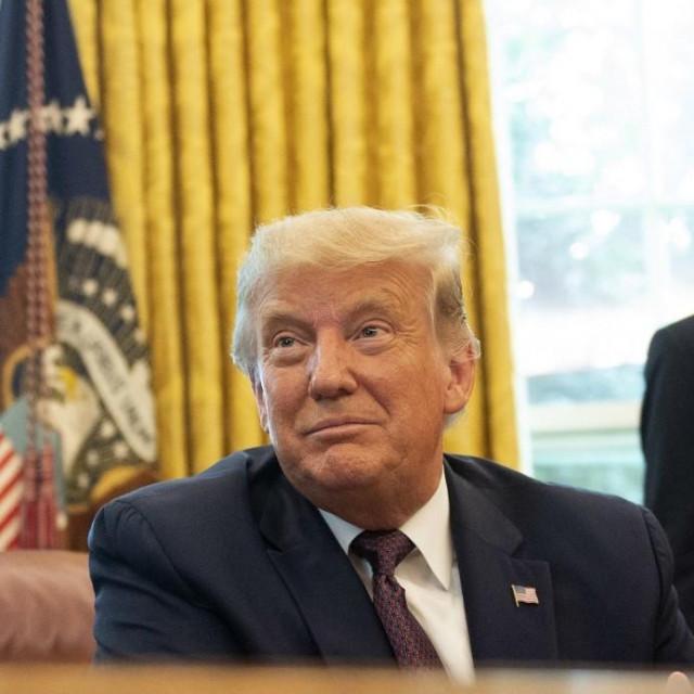 Donald Trump i Jared Kushner