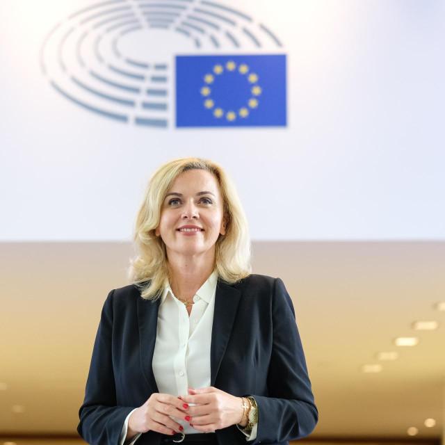 Zastupnica Europskog parlamenta iz redova HDZ-a, tj. EPP-a, Željana Zovko