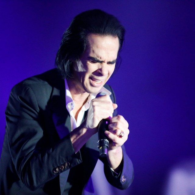 Nick Cave<br />