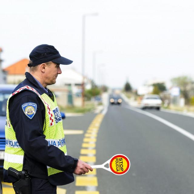 Policija / Ilustracija