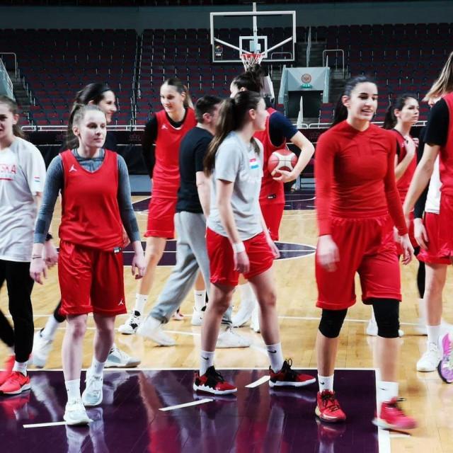 Košarkašice reprezentacija