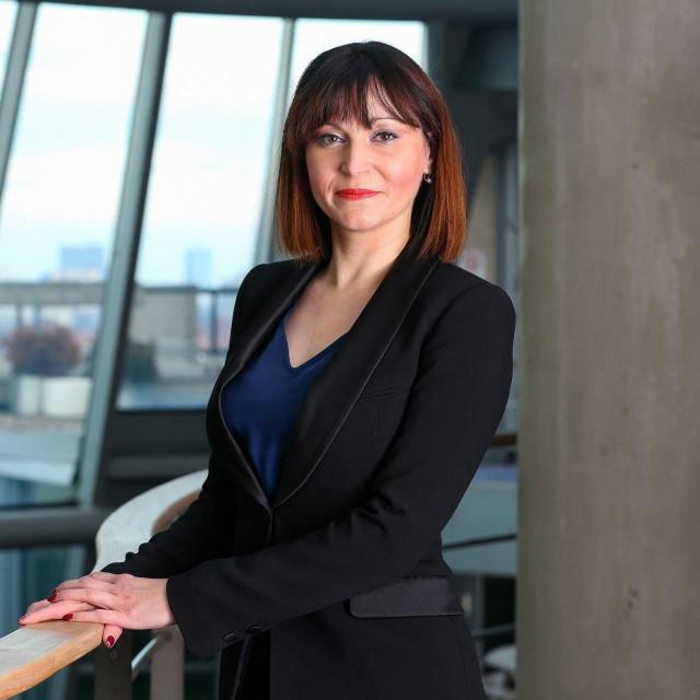 Nataša Tramišak, ministrica regionalnoga razvoja i fondova Europske unije