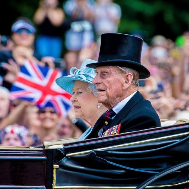 Kraljica Elizabeta II. i princ Philip