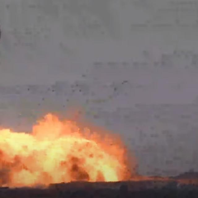 Eksplozija SpaceX-a
