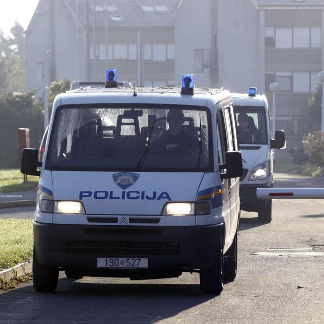 Arihvska fotografija, policija