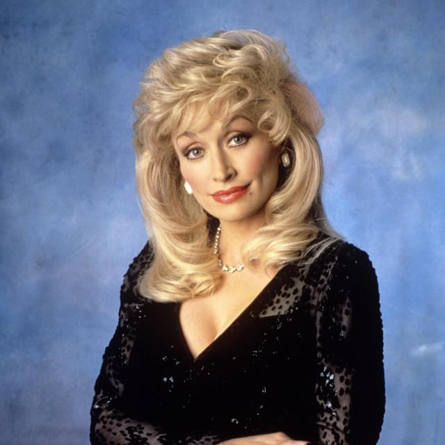 Dolly Parton, 1992.