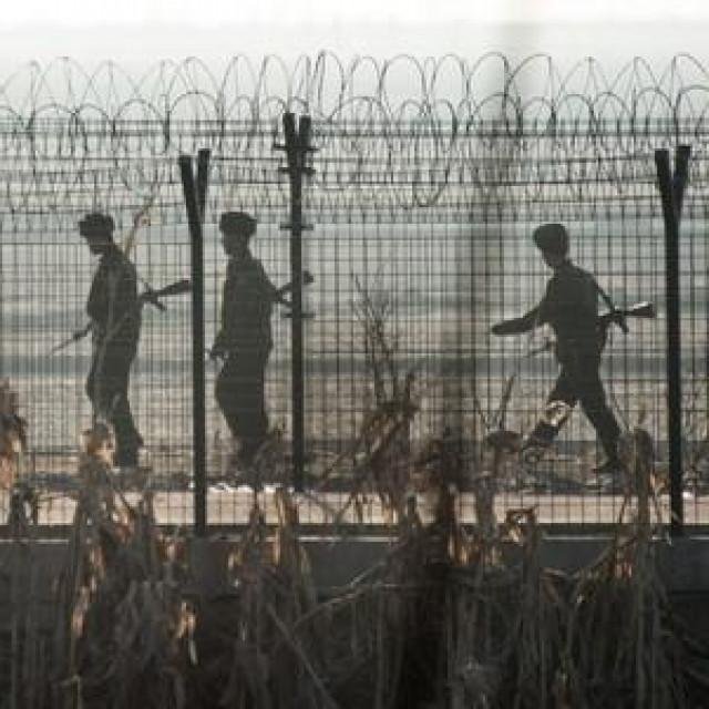 Prizor iz Sjeverne Koreje