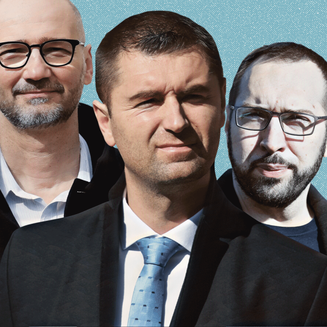 Vesna Škare Ožbolt, Miroslav Škoro, Joško Klisović, Davor Filipović, Tomislav Tomašević