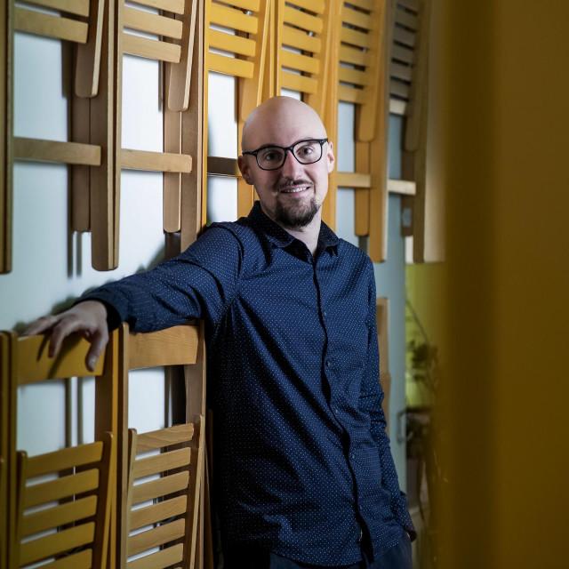 Mihael Severinac iz udruge Krijesnica pomaže djeci s malignim oboljenjima<br />