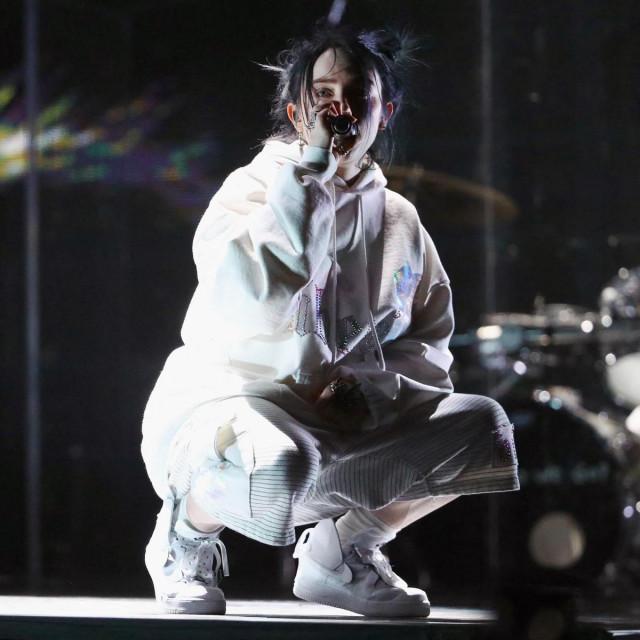 Billie Eilish na festivalu Coachella 2019. godine