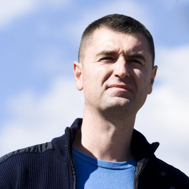 Davor Filipović, kandidat HDZ-a u Zagrebu