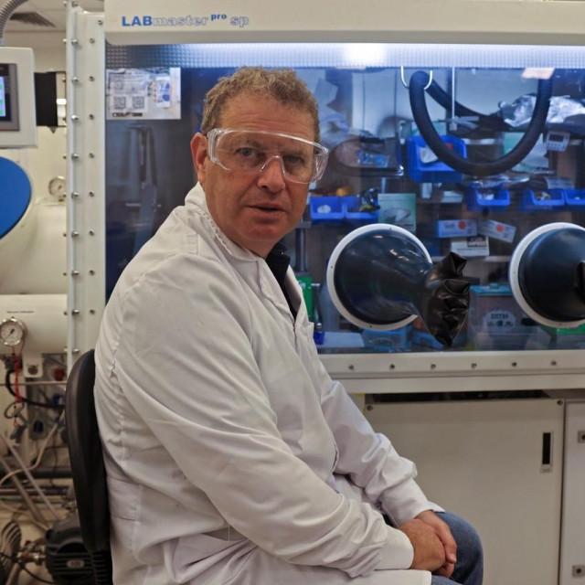Doron Myersdorf, osnivač izraelskog startupa StoreDot