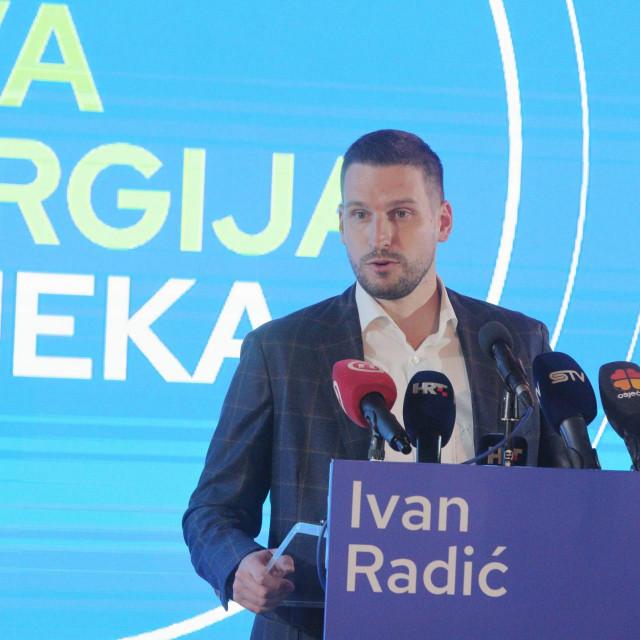 Ivan Radić, kandidat HDZ-a za gradonačelnika Osijeka<br /> <br /> <br />
