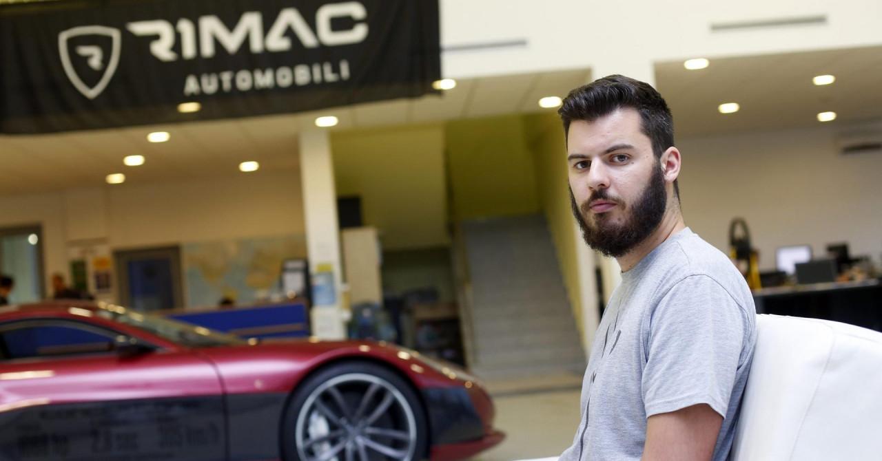 Porsche uložio još 70 milijuna eura u Rimčevu tvrtku: 'Mate nas nadahnjuje svojim inovativnim idejama'