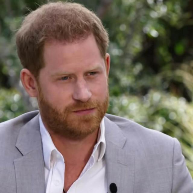 Princ Harry kod Opre Winfrey