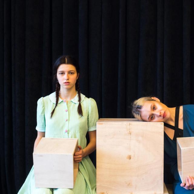 ZKM-ova predstava 'Knjiga o ljetu'