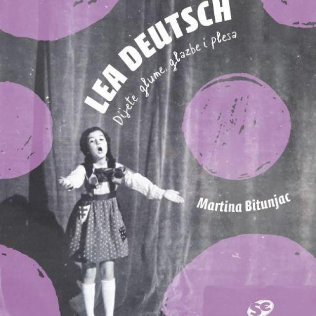 Lea Deutsch knjiga