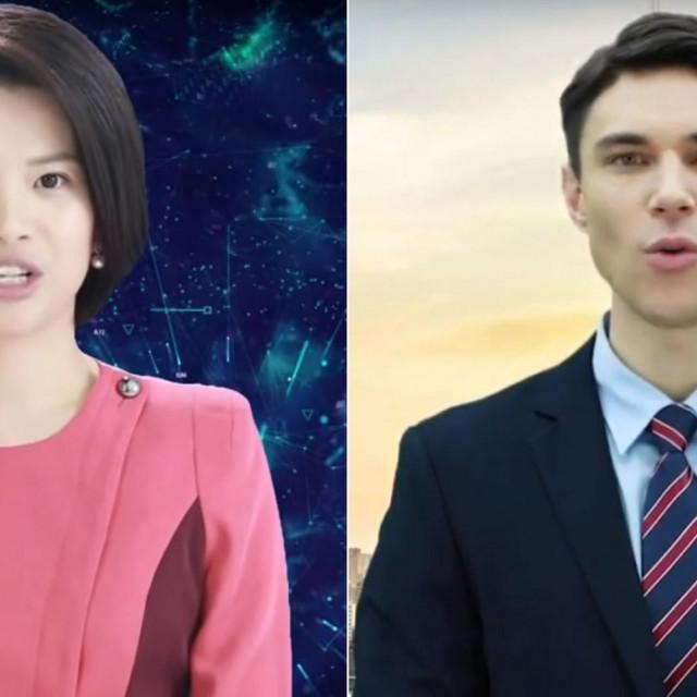 Vijesti u Koreji čitaju digitalni klonovi