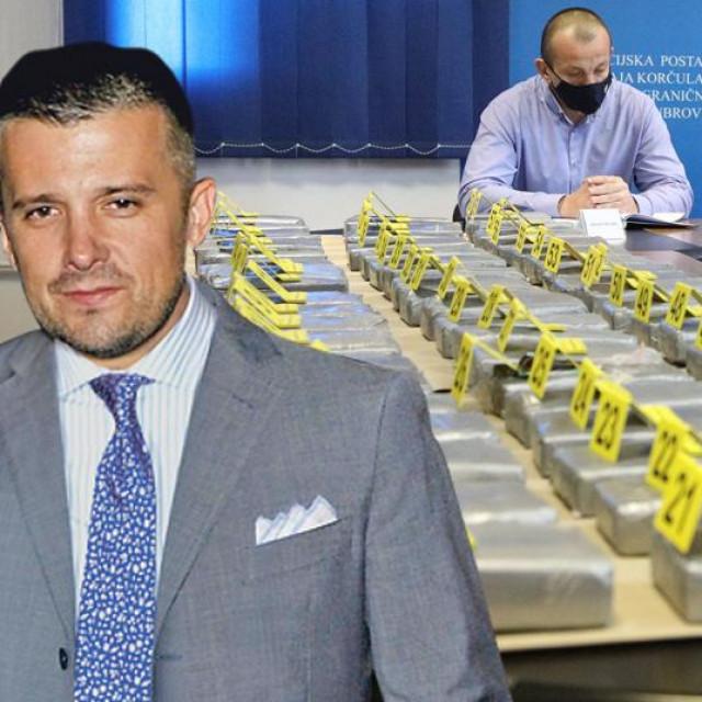 Poduzetnik Oliver Čokara i pošiljka zaplijenjenog kokaina
