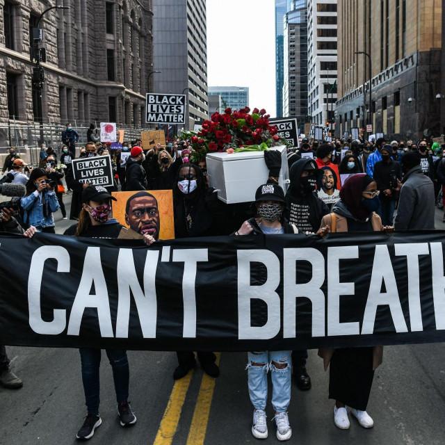 Prosvjedi protiv rasizma