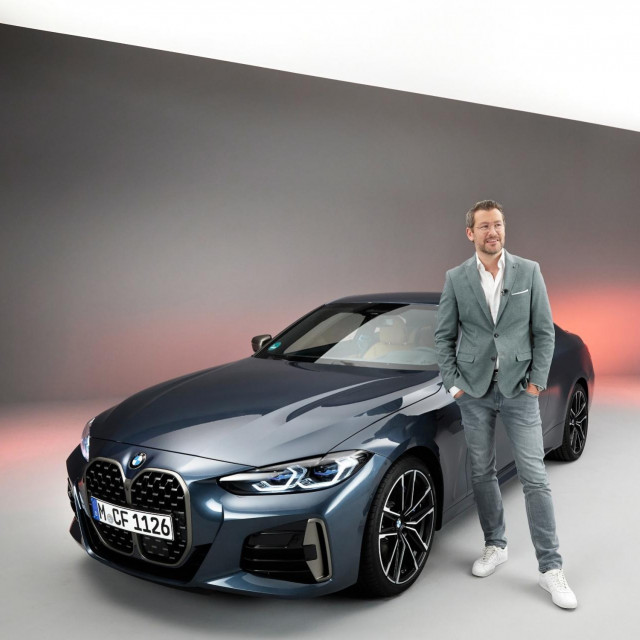 BMW Serija 4 i Domagoj Đukec