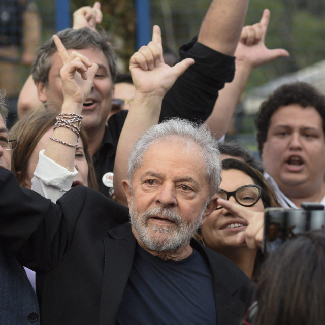 Bivši brazilski predsjednik Luiz Inacio Lula da Silva