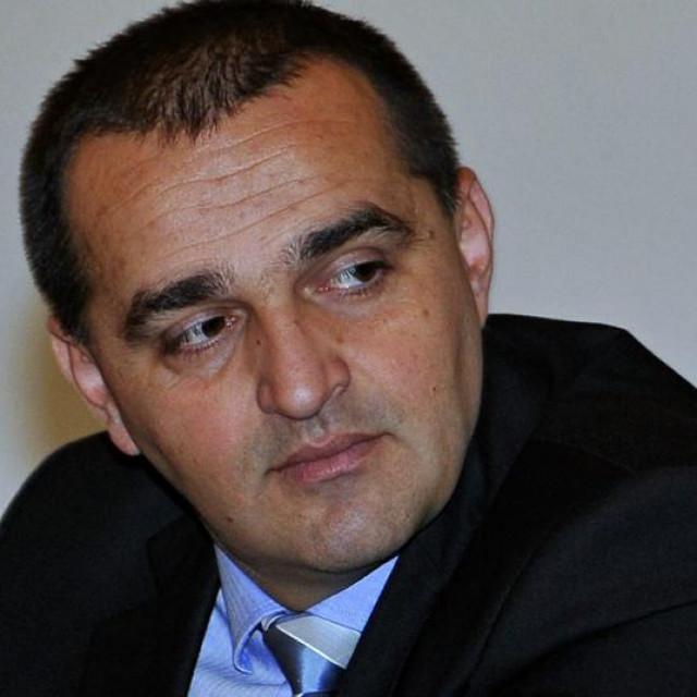 Damir Juzbašić (arhivska fotografija)