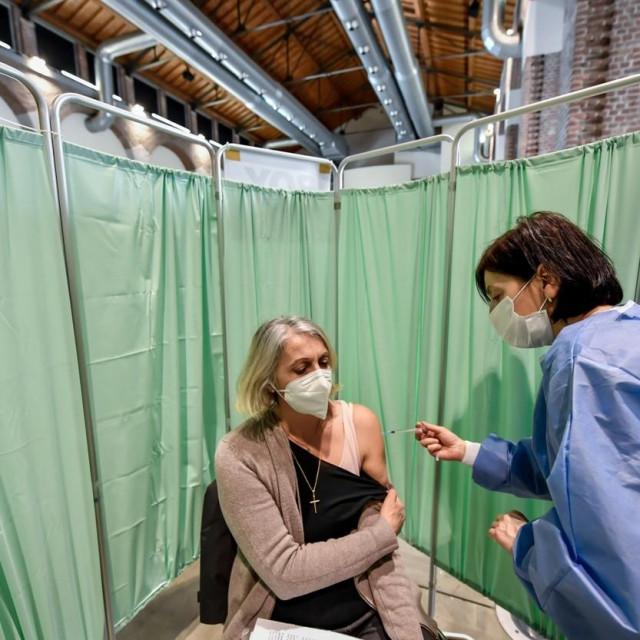 Cijepljenje u Italiji
