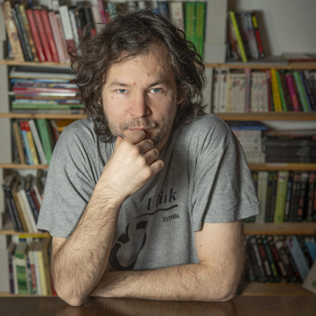 Ivan Sršen, urednik i vlasnik Sandorfa<br />