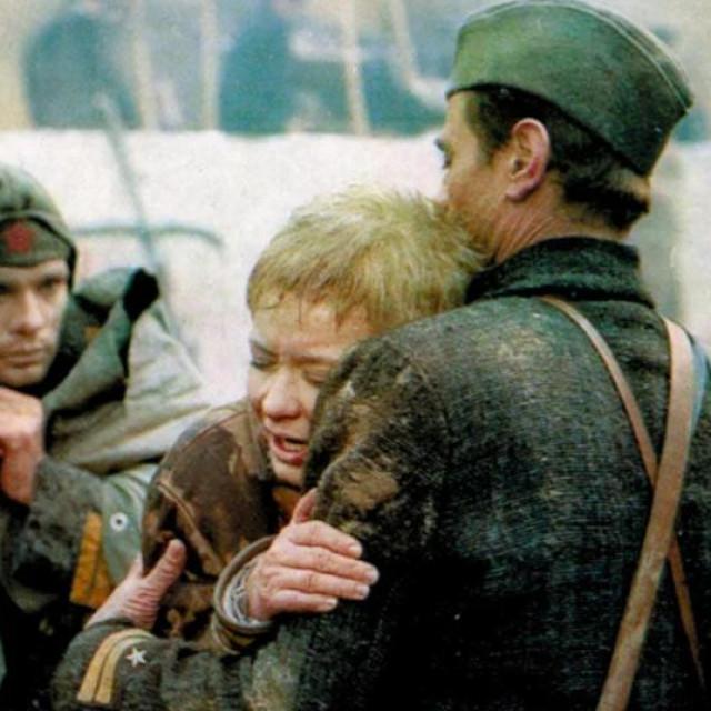 Prizor iz 'Bitke na Neretvi'
