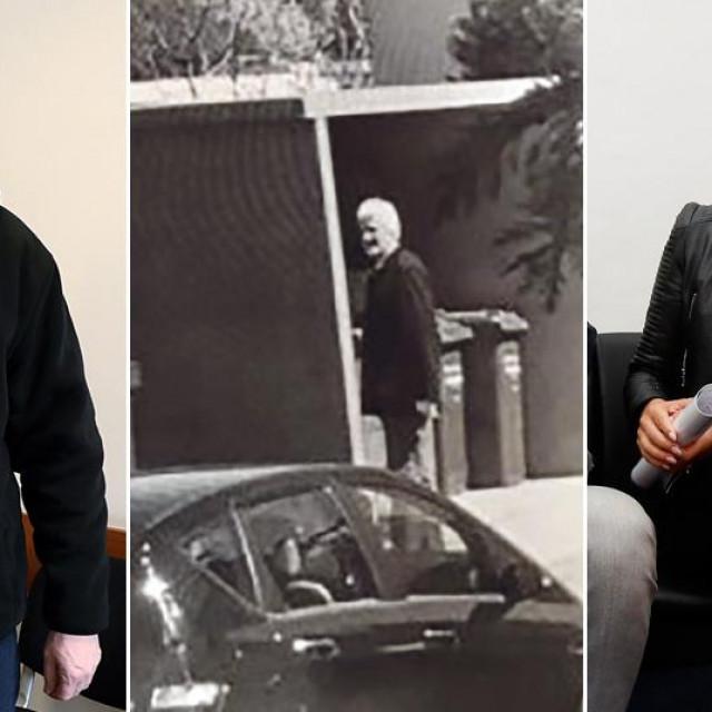 Poznata glazbenica uspjela je i fotografirati 'uhodu' u blizini svojeg doma te je sliku predala policiji