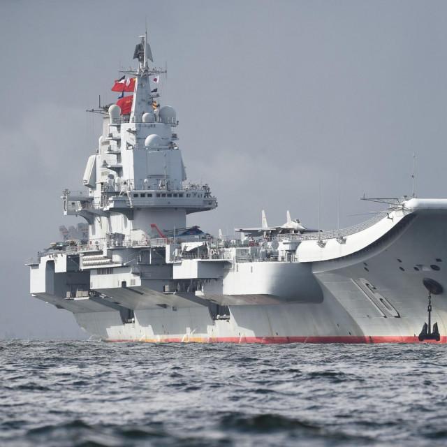 Nosač aviona Narodnooslobodilačke mornarice Kine, Liaoning