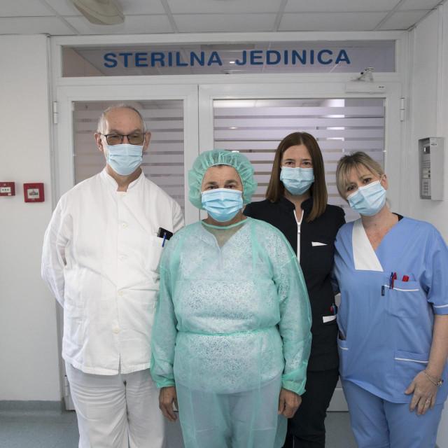 Prva pacijentica na kojoj je izvršena transplantacija matičnih stanica