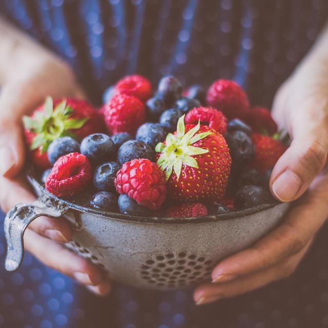 Bobičasto voće više nego ikoje drugo pomaže u održavanju mozga bistrijim kako starite