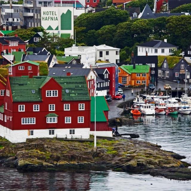 Torshavn, Farski otoci